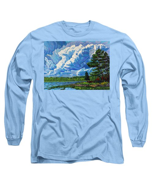 Looks Like Thunder Long Sleeve T-Shirt