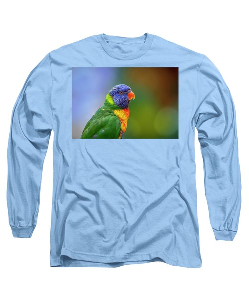 Lorikeet 2 Long Sleeve T-Shirt