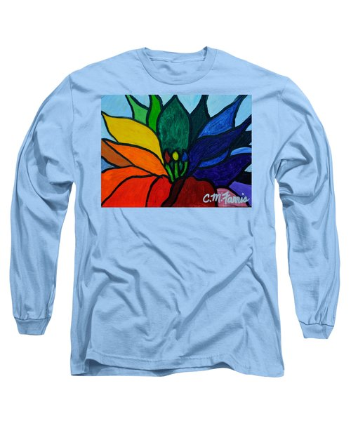 Lotus Flower 1 Long Sleeve T-Shirt