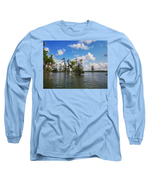 Louisiana Bayou Long Sleeve T-Shirt