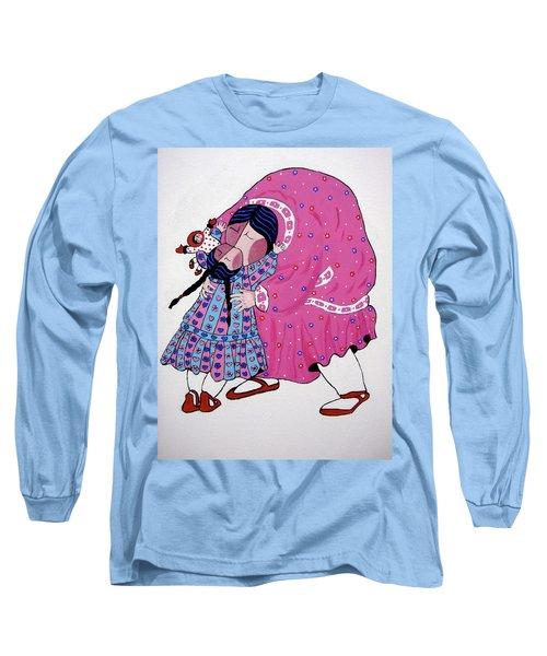 Love Long Sleeve T-Shirt by Stephanie Moore
