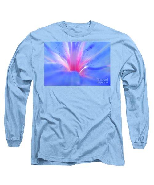 Luscious Lily Long Sleeve T-Shirt