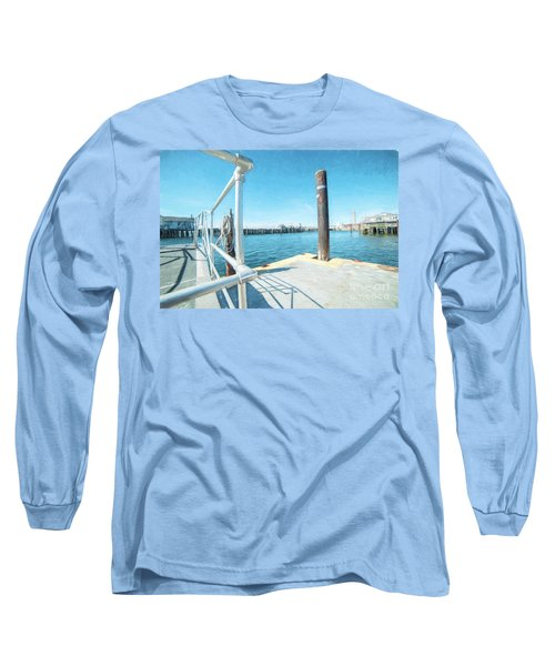 Macmillan Pier Long Sleeve T-Shirt