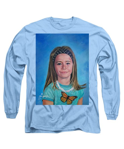Madeline Long Sleeve T-Shirt