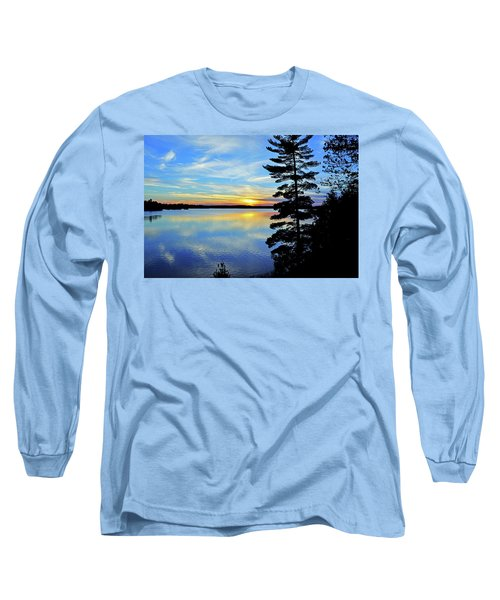 Magic Hour Long Sleeve T-Shirt by Keith Armstrong