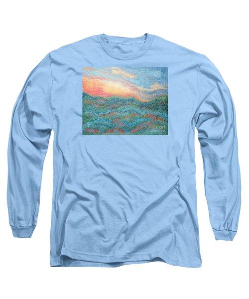 Magnificent Sunset Long Sleeve T-Shirt