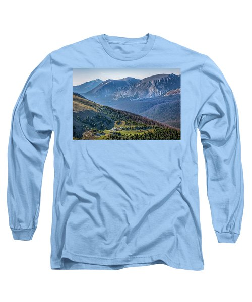 Majestic America Long Sleeve T-Shirt