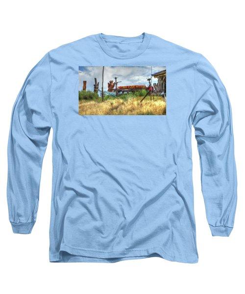 Make Love Not War I Long Sleeve T-Shirt