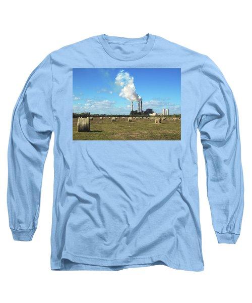 Making Hay Long Sleeve T-Shirt