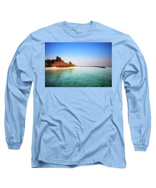 Maldives Morning Long Sleeve T-Shirt