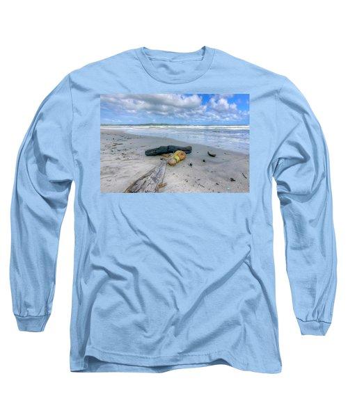 Manzanilla Beach Long Sleeve T-Shirt