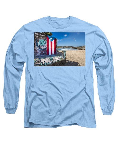 Mar Chiquita  Long Sleeve T-Shirt