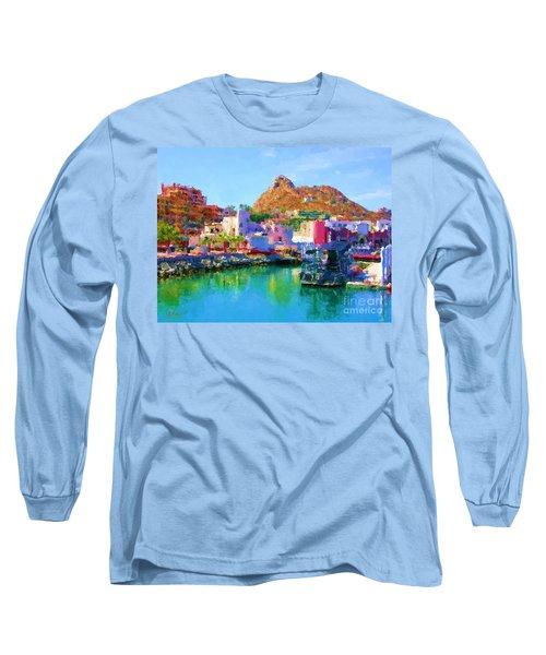Marina Towards Pedregal II Long Sleeve T-Shirt by Gerhardt Isringhaus