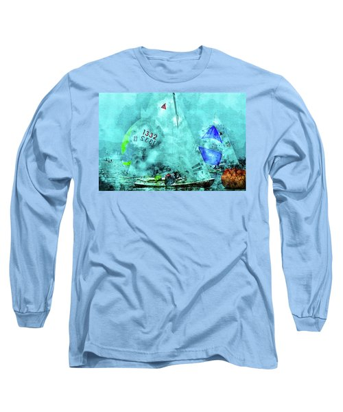 Maritime Number One Long Sleeve T-Shirt