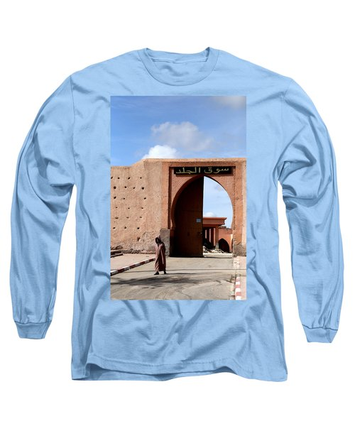 Long Sleeve T-Shirt featuring the photograph Marrakech 1 by Andrew Fare
