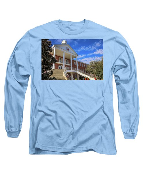 Martin Hall 04 Long Sleeve T-Shirt