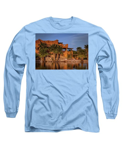 Martinez Lake Long Sleeve T-Shirt