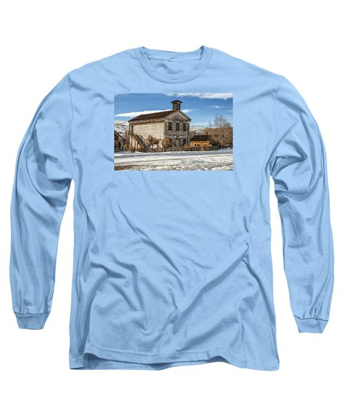 Masonic Lodge School Long Sleeve T-Shirt