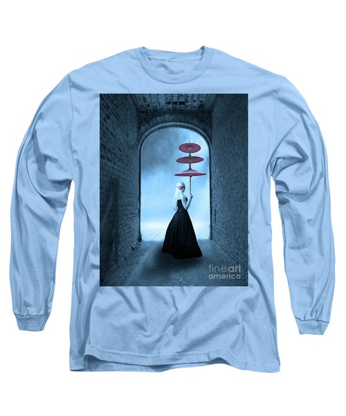Long Sleeve T-Shirt featuring the photograph Masquerade by Juli Scalzi