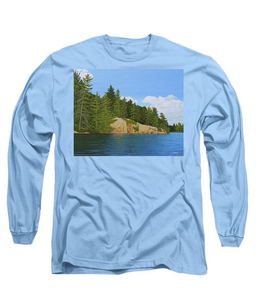 Matthew's Paddle Long Sleeve T-Shirt