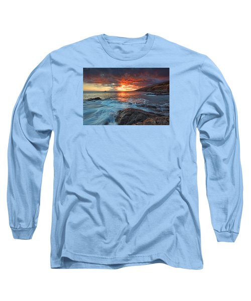 Maui Skies Long Sleeve T-Shirt by James Roemmling