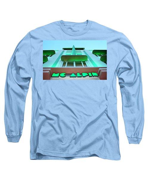 Mcalpin Hotel Long Sleeve T-Shirt
