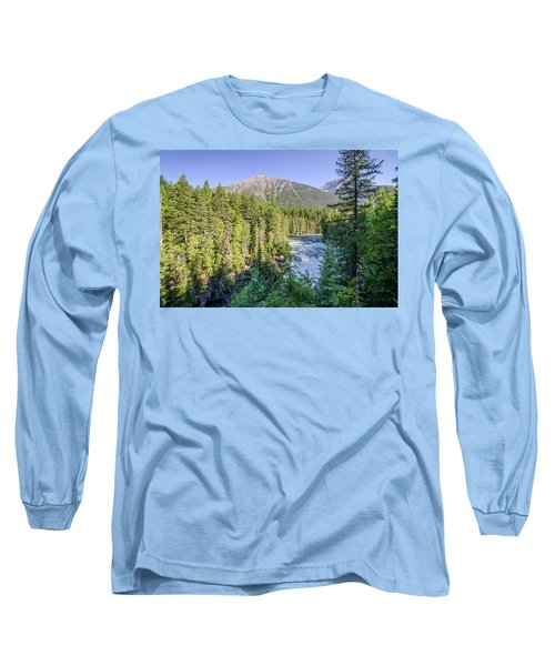 Mcdonald Falls Long Sleeve T-Shirt