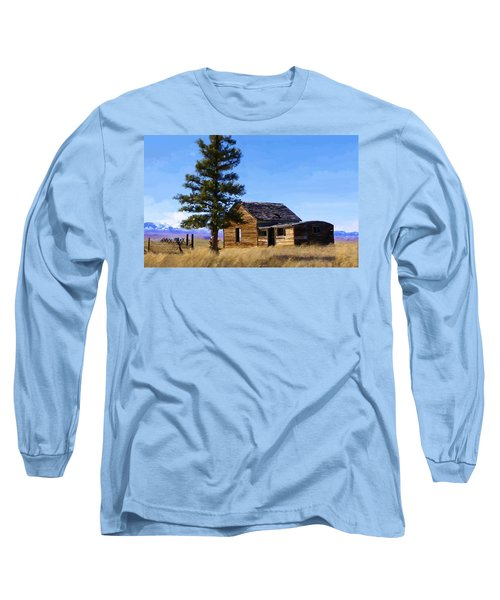 Memories Of Montana Long Sleeve T-Shirt