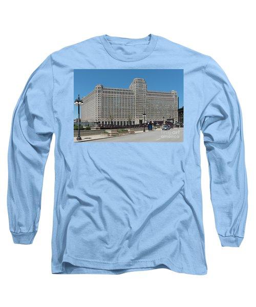 Merchandise Mart Long Sleeve T-Shirt