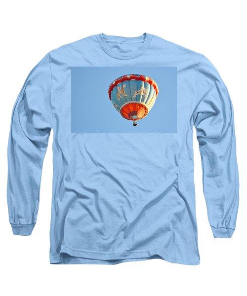 Merry Go Round Long Sleeve T-Shirt