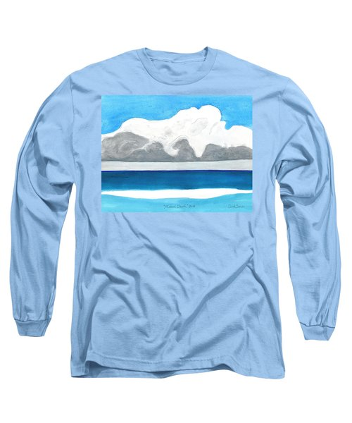 Miami Beach, Florida Long Sleeve T-Shirt by Dick Sauer