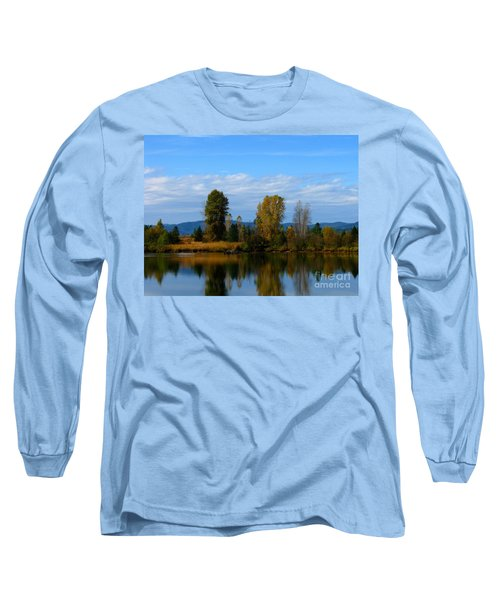 Mid Morning Coffee Long Sleeve T-Shirt