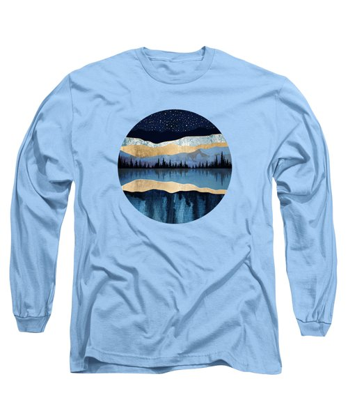 Midnight Lake Long Sleeve T-Shirt