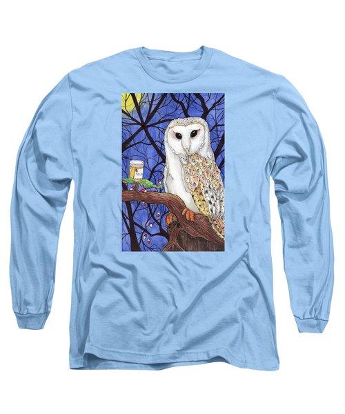 Midnight Meds Long Sleeve T-Shirt