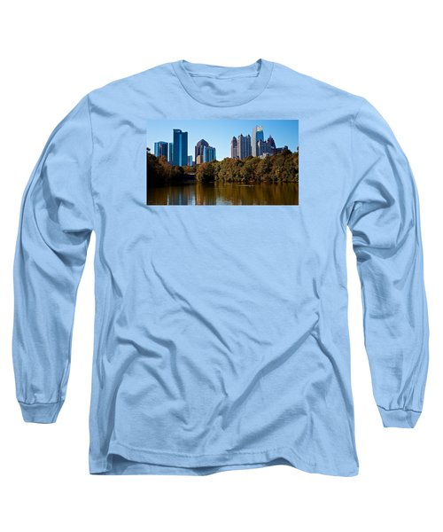 Midtown In The Fall Long Sleeve T-Shirt