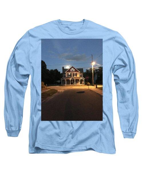 Milton Historic Collins  Long Sleeve T-Shirt