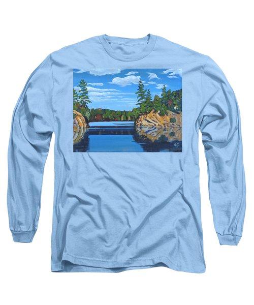 Mink Lake Gap Long Sleeve T-Shirt