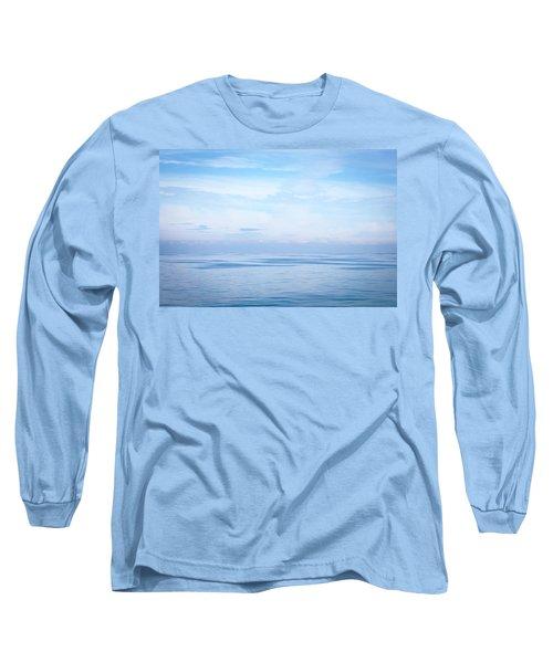 Mirror Calm 1 Long Sleeve T-Shirt