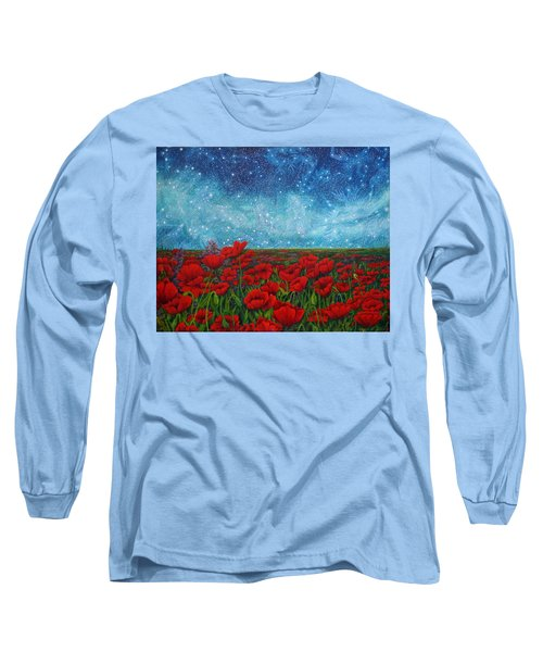 Mischling Long Sleeve T-Shirt by Matt Konar
