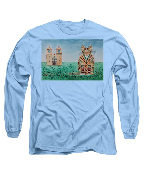 Mission Conception Cat Long Sleeve T-Shirt