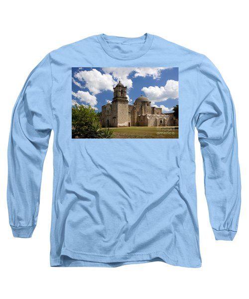 Mission San Juan Long Sleeve T-Shirt