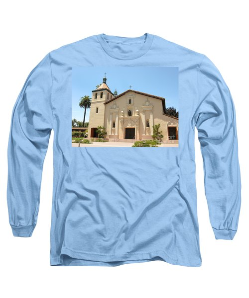 Mission Santa Clara Long Sleeve T-Shirt