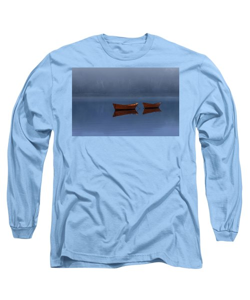 Mists Of Time Long Sleeve T-Shirt