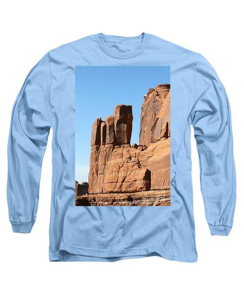 Moab Rocks Long Sleeve T-Shirt