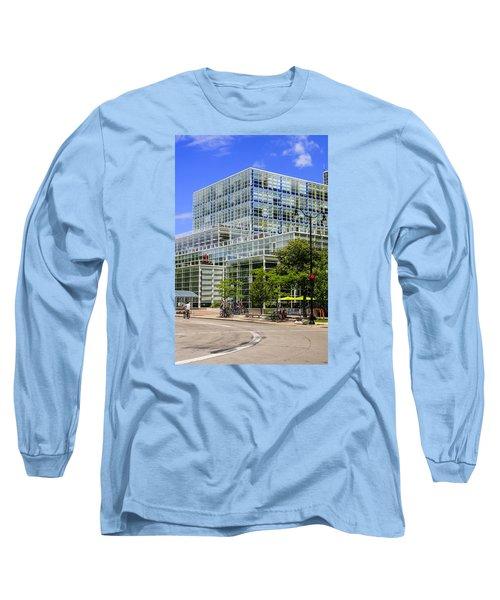 Modern Madison Long Sleeve T-Shirt