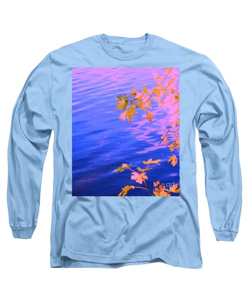 Moment Of Quiet  Long Sleeve T-Shirt
