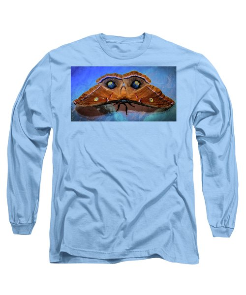 Long Sleeve T-Shirt featuring the photograph Moments We Cherish by Karen Wiles