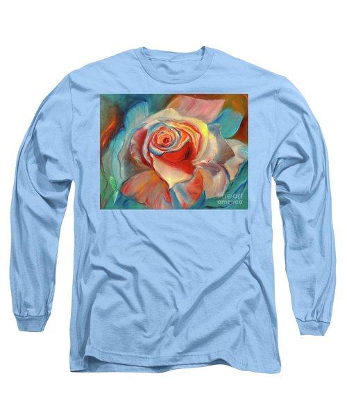 Mon Ami Long Sleeve T-Shirt by Jenny Lee