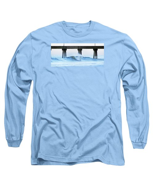 Monday At Mercer's Long Sleeve T-Shirt by William Love