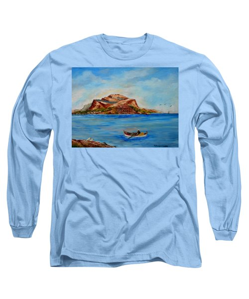 Monemvasia Long Sleeve T-Shirt
